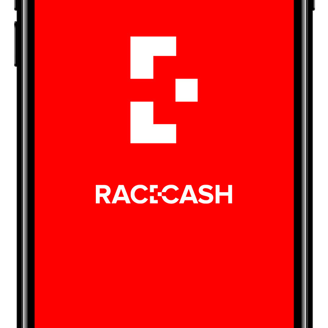 RACE-CASH App by RACE-CAP
